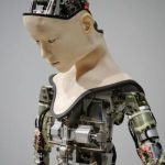 Robot With Soft Skin
