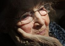 A Woman With Alzheimer