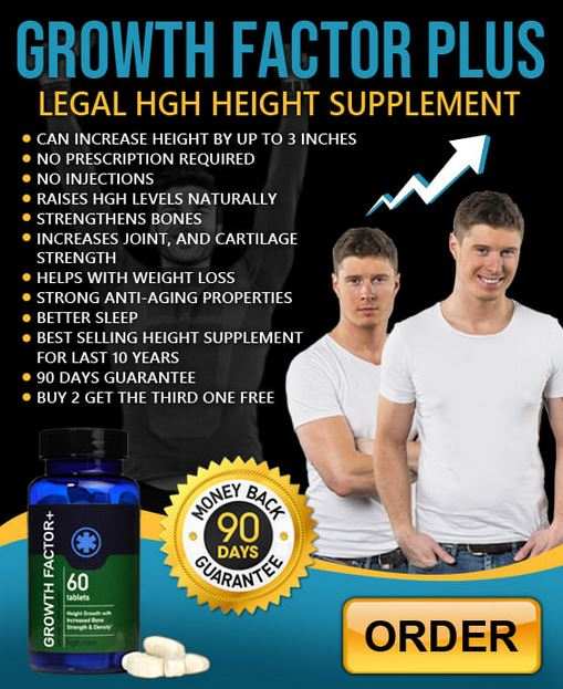 Grow Taller Supplement