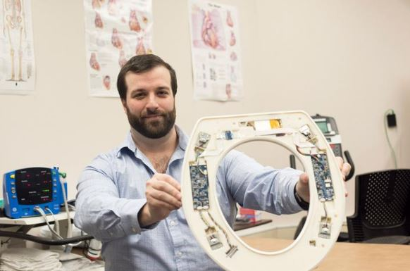 Toilet Seat That Detects Congestive Heart Failure