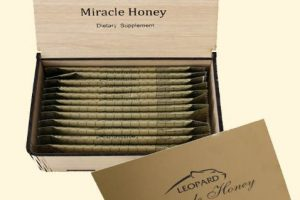 Leopard Miracle Honey