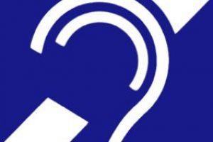 Deafness Sign
