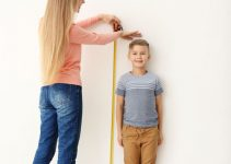 Measuring A Child's Height
