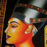Nefertiti with Makeup