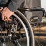 Person With Muscular Dystrophy