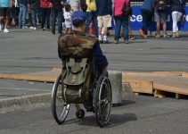 Person With Spinal Injury