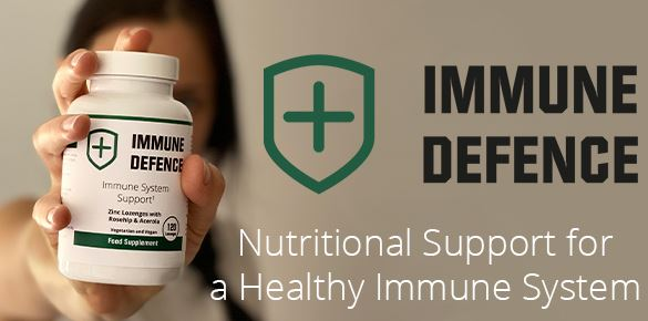 Boost Immune System With Immune Defence