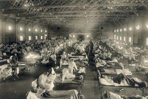 Patients Spanish Flu